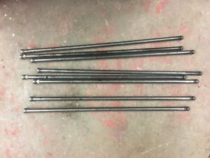Wd9 Farmall Mccormick Deering Tractor Engine Motor Push Rods Set 8