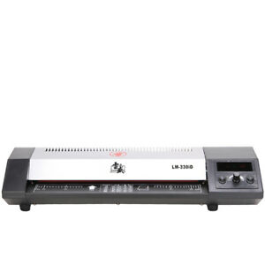 220v Digital A3 Plastic Sealing Machine A4 Photo Overmolding Laminating Machine