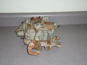 Rochester Quadrajet 4 Barrel Carburetor 17059216 1979 Chevy Corvette Camaro 350
