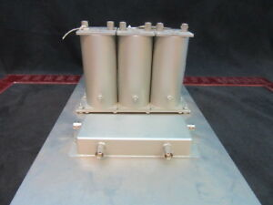 Microwave Filter Company 6367 w 13979 Bandstop Filter Type 6367 Tunable Notch