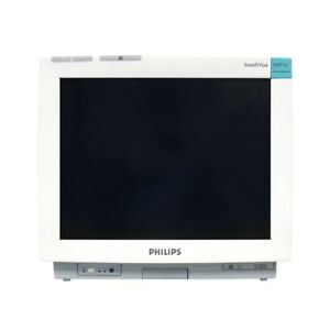Philips Intellivue Mp70 M8007a Patient Monitor Rev G Refurbished Warranty