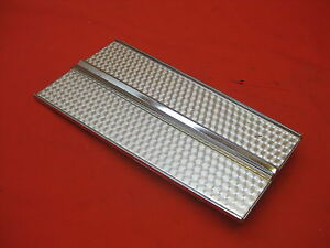 1964 Chevy Impala Super Sport Convertible Ht Console Front Tray Cover 1850