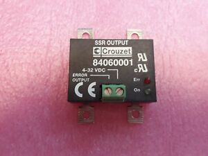 84060001 Solid State Relay Spst no 1 Form A Module