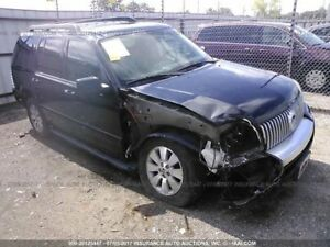R Front Seat Bucket Air Bag Leather Electric 6 Way Fits 06 08 Explorer 268556