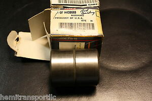 Case Ih Oem H438669 Piston Rod Bushing Trencher 460 560 660 Skid Steer 90 95 Xt