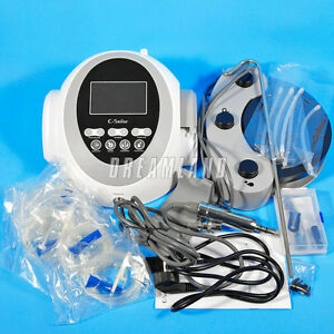Dental Implant Machine System Surgical Brushless Motor Reduction 20 1 Handpiece