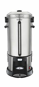 Hamilton Beach Commercial Hcu110s Brewstation Coffee Urn110 Cup Removable Ta