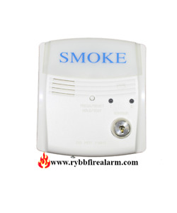 New System Sensor Rts2 Smoke Automatic Fire Detector Free Ship The Same Day