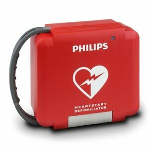 Philips Heartstart Fr3 Aed Riged System Case 989803149971 1 Year Warranty
