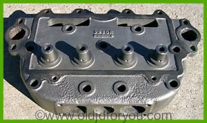 John Deere D Cylinder Head D280r Rebuilt And Ready To Go 1 Year Warranty