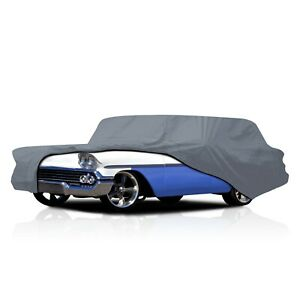 csc 4 Layer Full Car Cover For Chevy Bel Air Wagon 1953 1954 1955 1956 1957