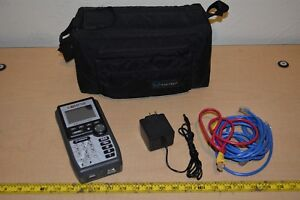 Fluke Microtest Compas Lan Network Cable Tester Scanner