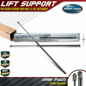 2x Rear Hatch Lift Supports Shock Struts For Acura Integra 1994 2001 Hatchback