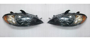 Head Lamp Assy Lh Rh 2p For 2007 2010 Chevy Holden Lacetti 5d Optra