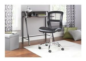 Midback Mesh Office Chair Executive Swivel Computer Desk Task Padded Seat Black