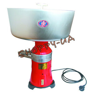 Milk Cream Electric Centrifugal Separator 100l h 15 Metal metal 110v Usa Plug