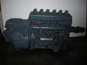 0401846231 Scania Mack 7 8l Fuel Injection Pump 1968 1979 Bosch Diesel Pes6p