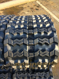 Snow Tracks Bobcat T250 T300 T320 Rubber Track 450x86zzx55 Case Tr320 450ct Sale