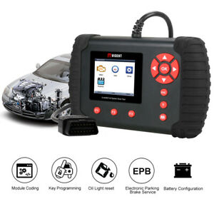 Vident Ilink400 Dpf Immobilizer Airbag A t Oe level Full System Diagnostic Tool