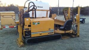 Vermeer 7x11a Drill Package Directional Drill