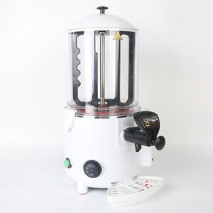 Commercial White 10l Chocofairy Hot Chocolate Machine Beverage Dispenser Ce
