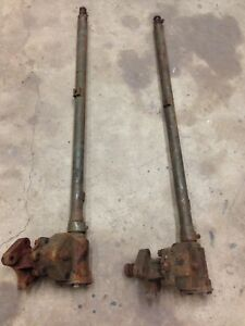 Dodge 3 4 Ton Wc Wwii Nos Complete Steering Gear G 502