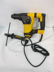 Dewalt 3 Mode Sds Plus Rotary Hammer Drill W Shock Absorber