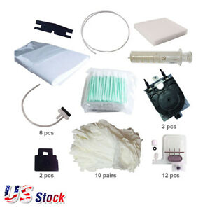 Us Stock Cleaning Maintenance Kit For Roland Xc 540 Sj 1045ex Lec 540