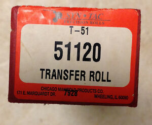 51120 T 51 Color Head old Style For A b Dick 360 old Style Transfer Roller