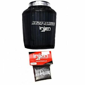Injen Air Intake Filter Hydroshield Black Pre Filter Cover X 1033