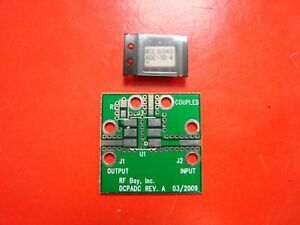 Mini Circuits 5 1000mhz 10db Directional Coupler Adc 10 4 With Designed Pcb