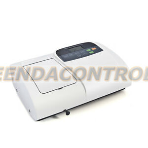 Uv Ultraviolet Visible Spectrophotometer Bandwidth 4nm 200 1000nm 1nm 0 5nm