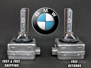 Stock Fit Hid Xenon Headlight Bulbs For Bmw 650i 2008 2010 Low Beam Set Of 2