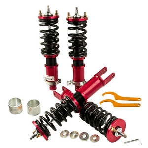 Tuning Coilovers Kits For Honda Civic 92 95 Integra 94 01 Dc Db Adj Damper