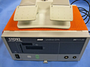 Storz Scb Unidrive Gyn 20711120 1 With Foot Pedal 60 Day Warranty