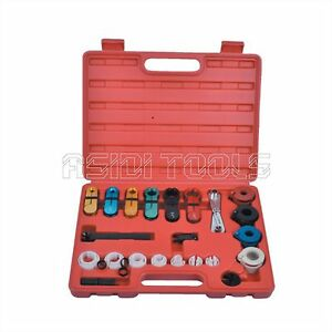 21pc Fuel Air Conditioning Disconnection Tool Set Car Tools