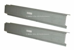 1966 1977 Ford Bronco Outer Rocker Panels Slip On Style Pair