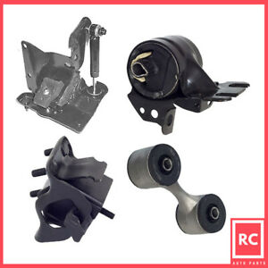 Engine Motor Trans Mount Set 4pcs For 1994 1999 Buick Lesabre 3 8l