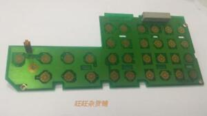1pc Used Good Press Key Circuit Pcb Board 04263 66504 For Hp 4263a Lcr