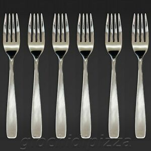 Pizza Fork Stainless Steel For Restaurant 12 Pieces Tramontina Professional