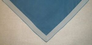 Sanders Classics 44 Square Wedgewood Blue Card bridge Table Cover