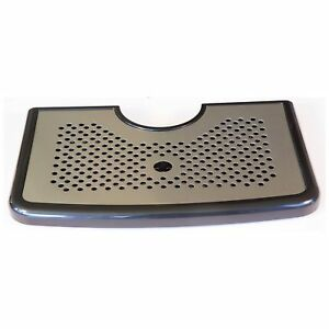 12 5 Stainless Steel Beer Drip Tray For Kegerator Towers By Redwood Br