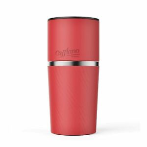 Cafflano Klassic Red Pour over Coffee Maker