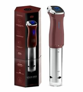 Kitchen Gizmo Sous Vide Immersion Circulator Simplified Precision Cooker