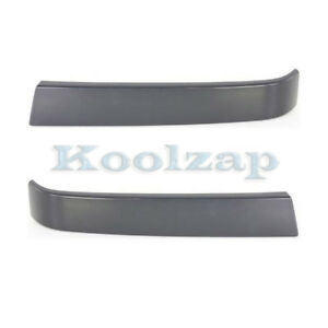03 07 Silverado Truck Front Grille Trim Grill Molding Left Right Side Set Pair