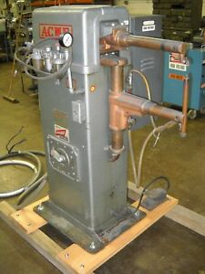 Single Phase 30 Kva Acme Spot Welder Type 2 18 30 Style Ar 230v Weld Welding