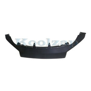 15 18 Jetta Front Lower Spoiler Valance Air Dam Deflector Apron Panel Vw1093128