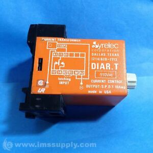 Syrelec Diar t Current Control Relay Fnip
