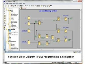 Plc Programmable Logic Controller Software Virtual Simulator Training On Usb