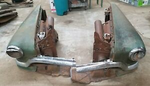 1952 52 Buick Front Fenders Shipping Included